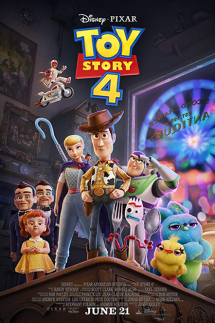 Toy Story 4 - English